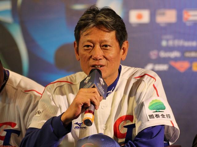 ▲中華隊總教練郭泰源。(圖/中華棒協提供,2015.11.8)