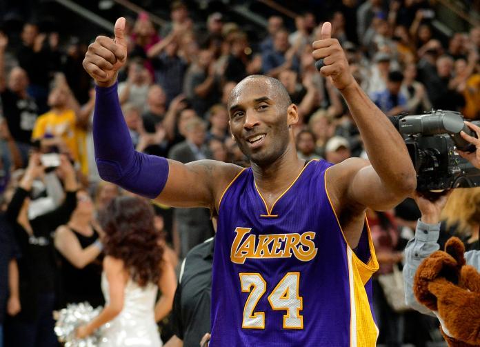 Kobe與馬刺有無數次的經典對決,今天是最後一次。(圖/美聯社/達志影像)