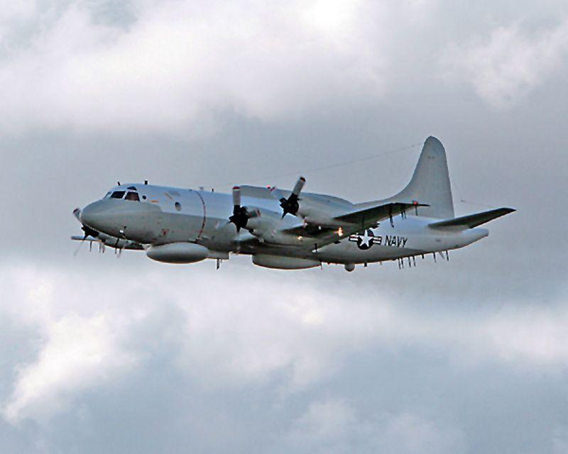 美軍偵察機從台灣起飛?空軍:與事實不符假消息