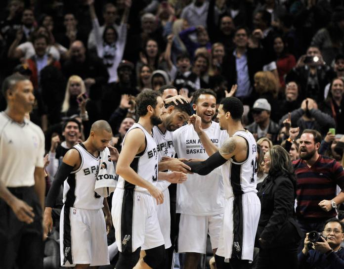NBA/<b>馬刺</b>罰球絕殺灰熊復賽2連勝 排名升到西區第9