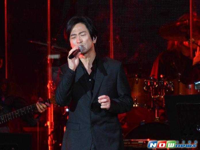 ▲張洪量「你知道我在等你嗎」台北小巨蛋演唱會。(圖/記者陳明安攝,2016.6.11)