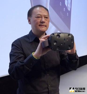 宏達電21日證實,前執行長周永明於2015年9月擔任數字王國(Digital Domain)董事長後,即離開HTC原職位,目前擔任宏達電榮譽顧問。(檔案照片)中央社 105年6月21日