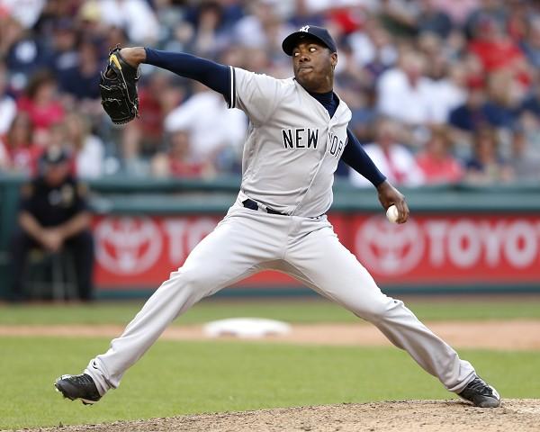 MLB/離開幕只剩12天 洋基守護神查普曼確診新冠肺炎