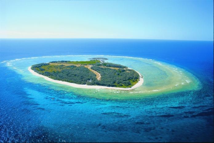 ▲澳洲政府反對UNESCO以氣候變遷導致狀況惡化為由,將澳洲大堡礁列入「瀕危」世界遺產清單。(圖/昆士蘭旅遊局提供)