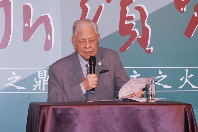 影/李登輝仍在<b>北榮</b>治療 台聯呼籲勿傳假消息