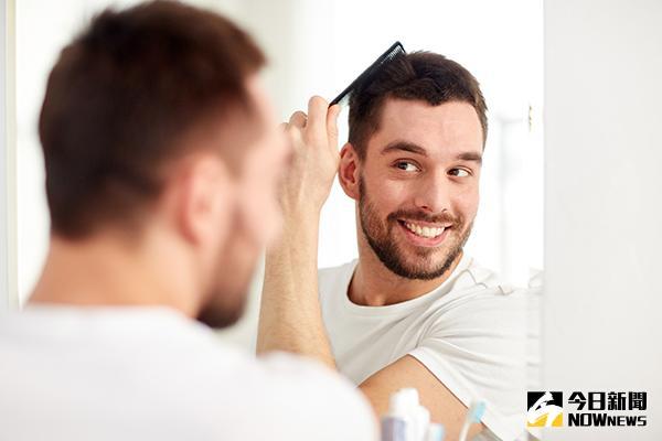 ▲雄性禿治療是美容醫學快速竄起的熱門治療項目之一。(圖/ingimage)