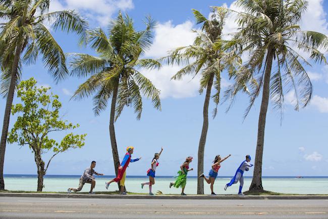 ▲關島Ko'Ko'國際馬拉松0月29日起將在關島登場。(圖/關島觀光局)