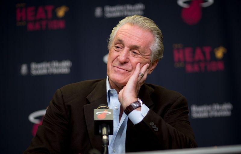 NBA/熱火丟冠應該打上星號 萊利:沒傷兵至少搶七