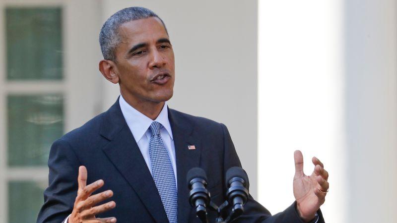 ▲美國總統歐巴馬。(圖/達志影像/美聯社)