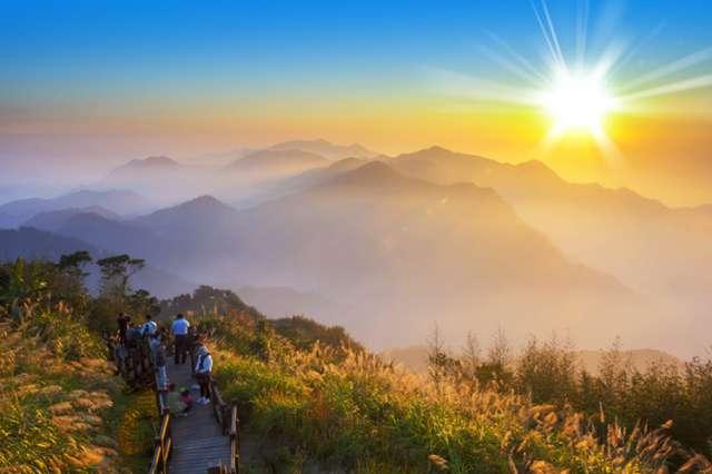 台人熱搜「6大山林景點」曝光!網瘋讚第1名:真的太美了