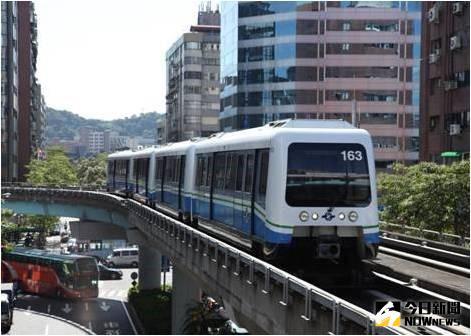 ▲圖為文湖線列車。(圖/北捷公司提供)