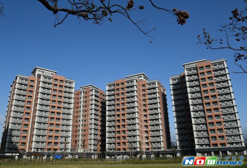 ▲新北市105年度已提供約1555戶社會住宅及約1萬6500多戶的租金補貼。(圖/新北市政府城鄉發展局提供)