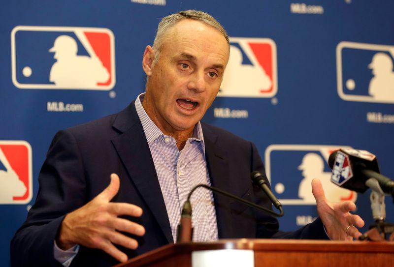 MLB/若疫情控不住 大聯盟主席:最快4日提前結束球季