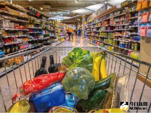▲1月消費者物價指數上漲2.25%,主計總處表示核心物價僅漲1%,物價算平穩。(圖/NOWnews資料照)