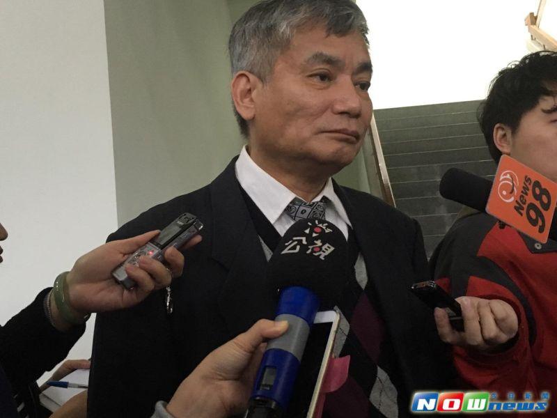 ▲台大教務長郭鴻基。(圖/記者吳宛縈攝,20170223)