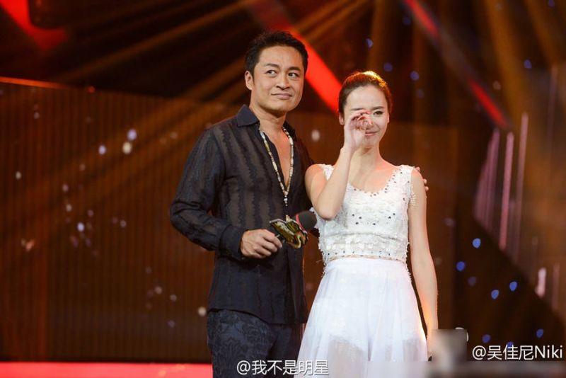 馬景濤30日宣布結束10年婚姻,與吳佳尼離婚。