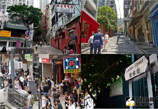 ▲每個人心裡都有一種香港,透過電影、音樂及廣告,讓香港總不是那麼陌生。(圖/合成圖)