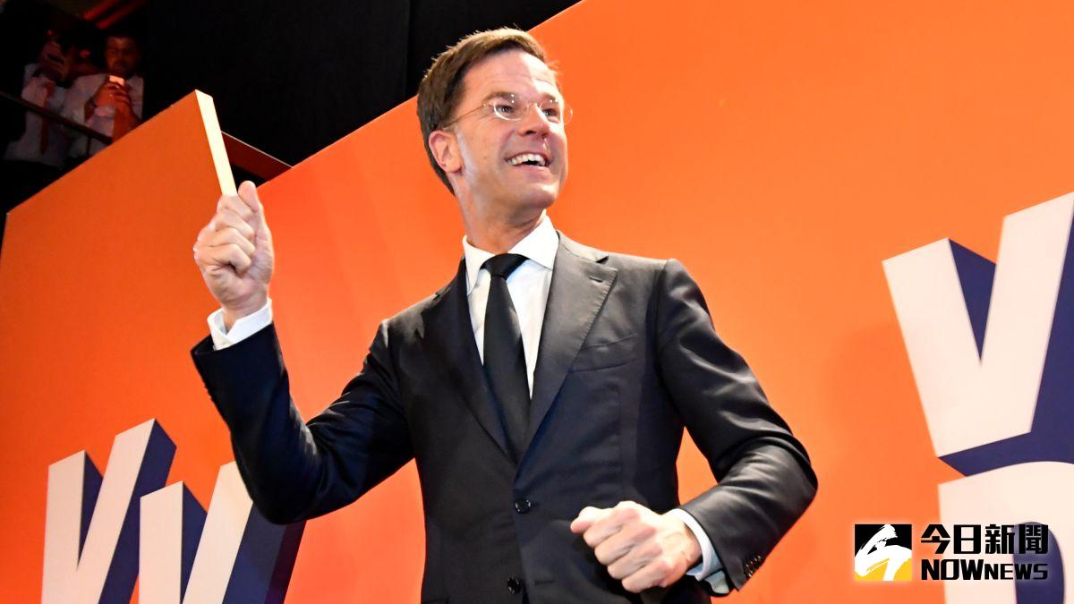 ▲荷蘭總理呂特恐成為販毒集團綁架或攻擊的目標。資料照。(圖/達志影像/美聯社)