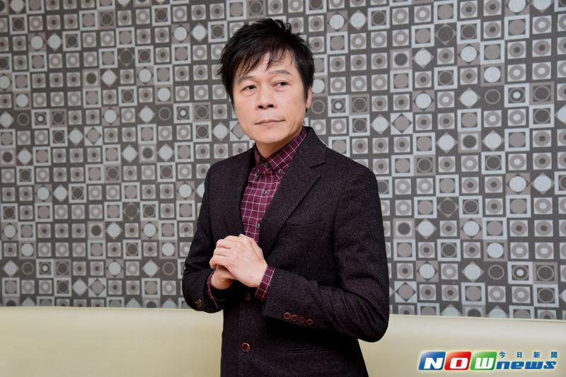 ▲金曲歌王洪榮宏專訪 。(圖/記者林柏年攝,2017.3.07)