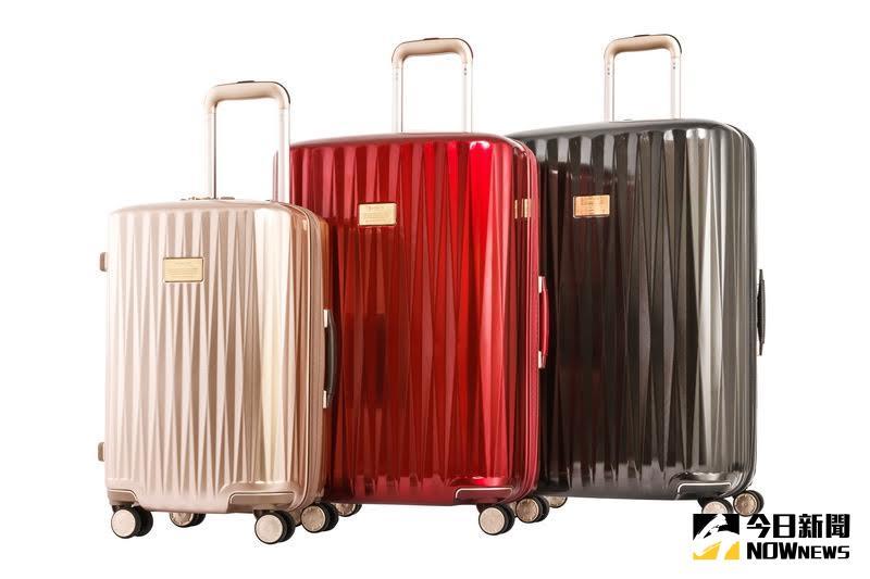 ▲行李箱新品。(圖/Samsonite提供)