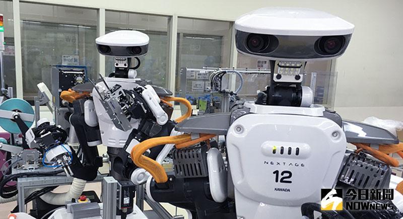 ▲掛川工廠引入的機器人,主要負責產品與說明書的包裝。(圖/翻攝自Shiseido Group,下同)