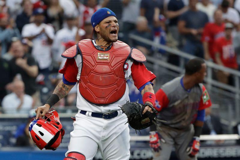 MLB/<b>紅雀</b>9屆金手套鐵捕Molina 自爆確診新冠肺炎