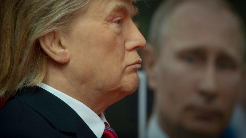 ▲俄羅斯總統普亭和美國總統川普昨日通電話,雙方就敘利亞問題討論,並同意在接下來於德國漢堡舉行的的G20領袖峰會面對面進行會談。(圖/達志影像/美聯社)
