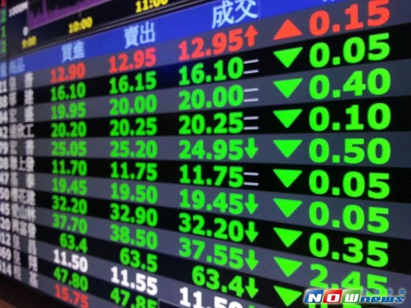 ▲聯準會按兵不動,美股收在平盤附近,使台北股市5月4日開盤漲7.4點,加權股價指數以9962.73點開出,隨後走勢由紅翻黑。(圖/NOWnews資料照片)