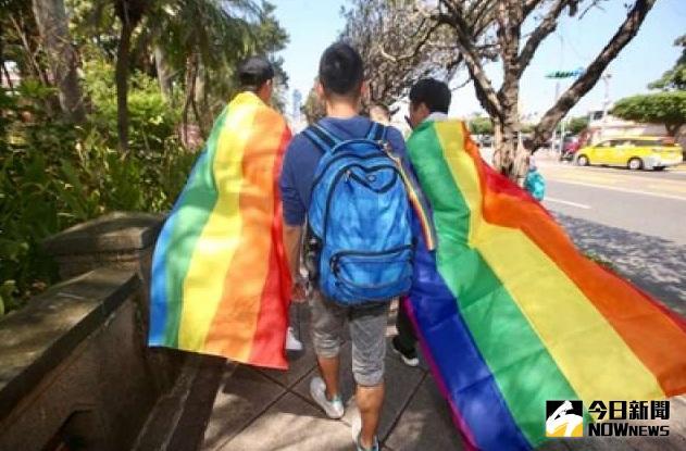 ▲大法官24日下午公布同婚釋憲案結果。中央社資料照片。