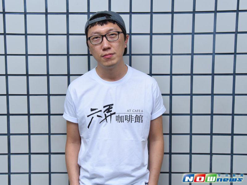 ▲導演吳子雲專訪。(圖/記者陳明安攝,2016.7.15)