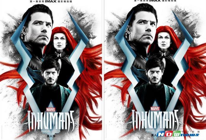 影╱漫威影集《<b>異人族</b>》IMAX上映 揭祕超人類種族