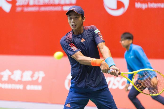 奧運/東京奧運就是最後一戰!盧彥勳網球生涯最終戰