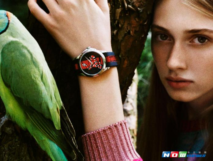 精品<b>腕錶</b>吹起奇幻復古復刻款 奇幻珊瑚蛇、蜜蜂爬上錶面