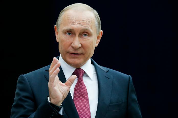 俄總統蒲亭:<b>亞美尼亞</b>、亞塞拜然同意納卡區全面停火