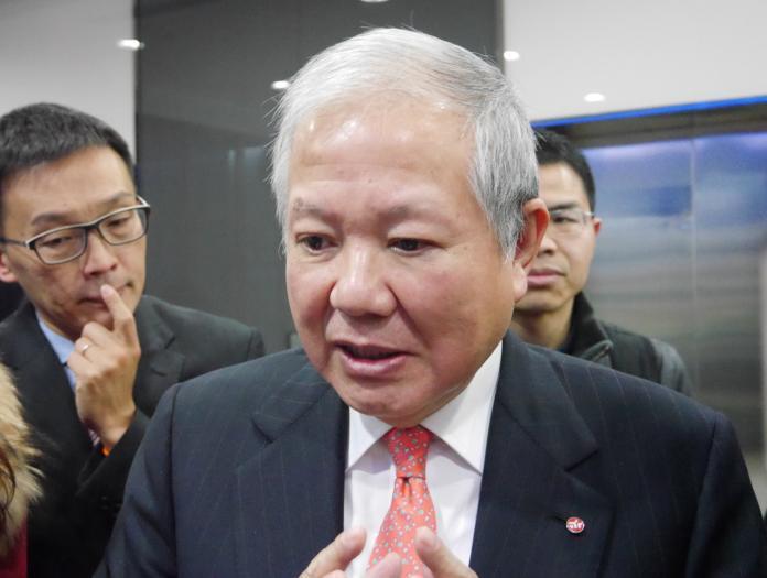 永豐金何壽川違反證交法加重特別背信罪 一審遭判8年6月