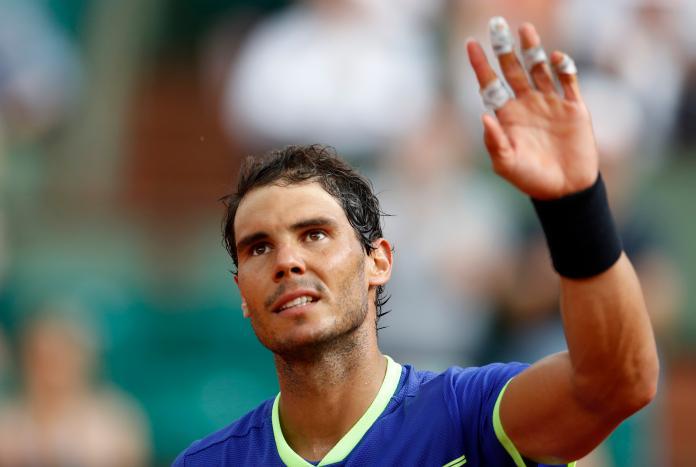 網球/Nadal關鍵戰擊敗「7784」 勇闖年終賽四強