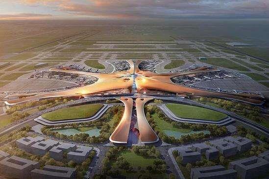 北京新機場。