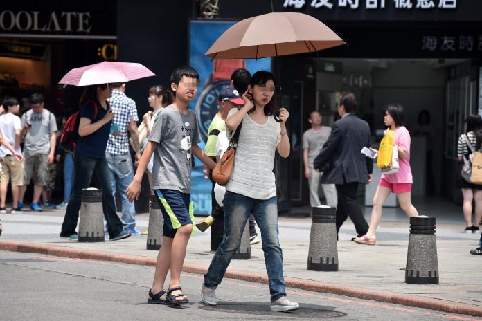 ▲今(20)日天氣開始回溫。(圖/NOWnews資料照)