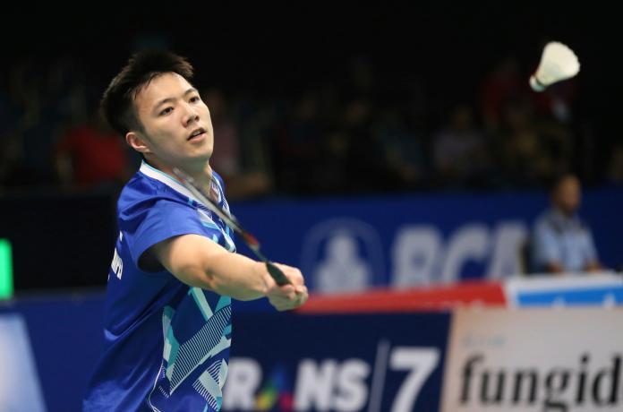 羽球/王子維爆氣拍下丹麥金童 南韓賽晉級8強