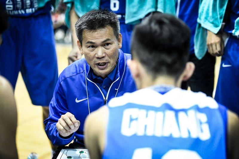 ▲周俊三給這次東亞資格賽的中華男籃打70分。(圖/翻攝自FIBA官網)