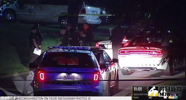▲警方在一輛日產汽車中發現被槍殺身亡的兩名高中生。(圖取自每日郵報網站http://www.dailymail.co.uk/home/index.html)