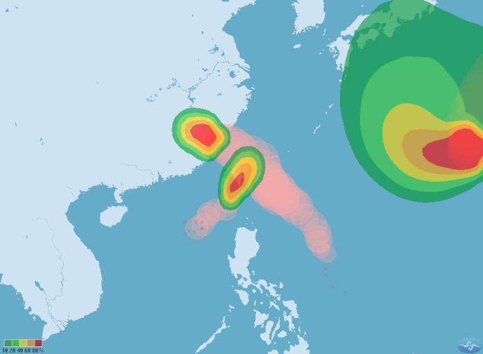 今日新聞TOP5》海棠將轉熱帶低壓 雨勢持續到周四