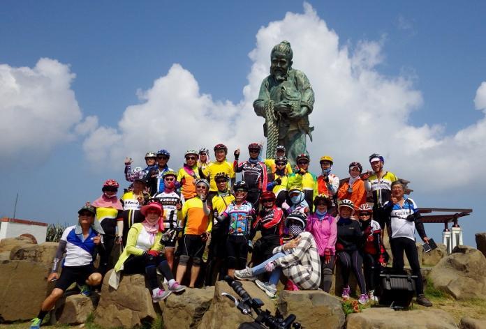 挑戰<b>漁翁島</b>燈塔 101k自行車活動開始報名