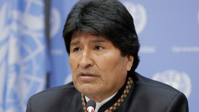 <b>玻利維亞</b>總統:美國曾試圖刺殺他