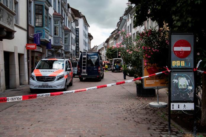 瑞士驚傳<b>電鋸</b>砍人事件 至少5傷