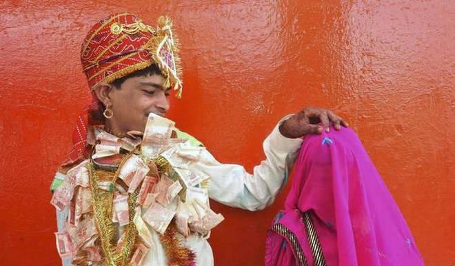 印度童婚現象非常嚴重,印度全國有1.03億人在不到18歲的時候就結婚。(圖/翻攝自The Hindu)
