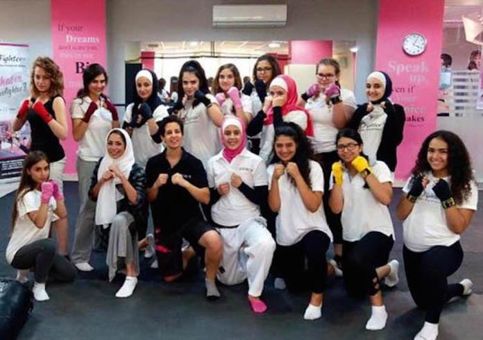 國際暖新聞》中東第一間女性武打教室 希望改善<b>不平等</b>