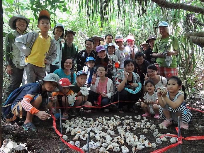 幫寄居蟹找個家 墾管處「海邊隱士蟹謝你」環境教育