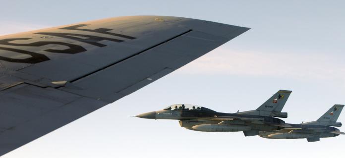軍武》土耳其開除300名F-16飛官 空軍戰力陷危機