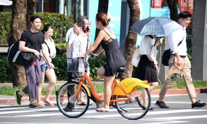 單車騎人行道、騎樓 今起<b>加強取締</b>